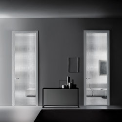 Aladin Swing Frame Duo | Glass room doors | Glas Italia