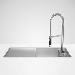eUnit Kitchen - Electronic functional unit | Kitchen sinks | Dornbracht