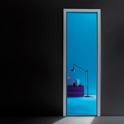 Aladin Swing Frame Mono | Glass room doors | Glas Italia