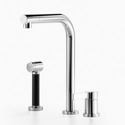 Elio - Two-hole mixer | Kitchen taps | Dornbracht