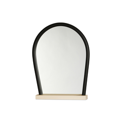 Bent Wood Mirror | Espejos de pared | Hay