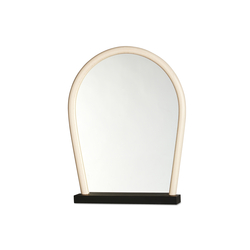 Bent Wood Mirror | Specchi da parete | Wrong for Hay