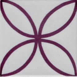 LR Fiore vinaccia | Bodenfliesen | La Riggiola