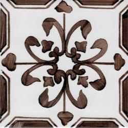 LR Giglio Manganese | Piastrelle/mattonelle per pavimenti | La Riggiola