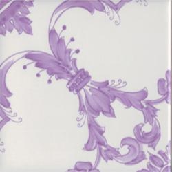 LR PO Maria Rosaria lilla | Keramik Fliesen | La Riggiola