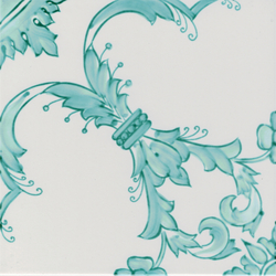 LR PO Maria Rosaria verde | Ceramic tiles | La Riggiola