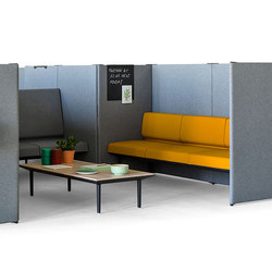 Link | Space dividers | actiu