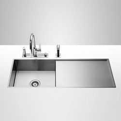Water Units - Single sink | Kitchen sinks | Dornbracht