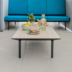 Longo | Lounge tables | actiu