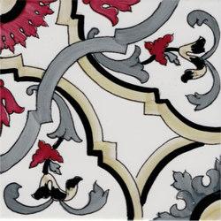 LR PO Pallonetto rosso | Piastrelle/mattonelle per pavimenti | La Riggiola
