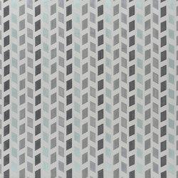 Portico Taffetas | Quadri - Aqua | Tejidos para cortinas | Designers Guild