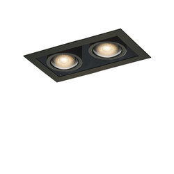 Cranny Spot LED Duo PD R   Illuminazione generale   BRUCK