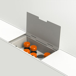 EasyRack Kitchen Flat | Portaspezie | Kitchen organization | Domusomnia