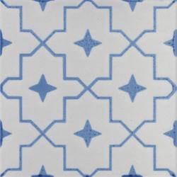LR Stella Bianche e Blu | Piastrelle/mattonelle per pavimenti | La Riggiola