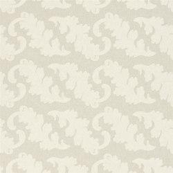 Saraille Fabrics | Ardassa - Alabaster | Tissus pour rideaux | Designers Guild