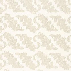 Saraille Fabrics | Ardassa - Platinum | Tissus pour rideaux | Designers Guild