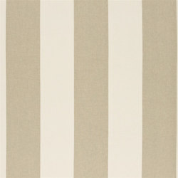 Saraille Fabrics | Lauzet - Ecru | Curtain fabrics | Designers Guild