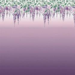 Shanghai Garden Fabrics | Summer Palace - Grape | Tissus pour rideaux | Designers Guild