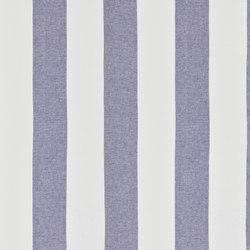 Signature Sur la Cote Fabrics | Savona Sheer - Navy | Curtain fabrics | Designers Guild