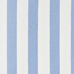 Signature Sur la Cote Fabrics | Savona Sheer - Cobalt | Curtain fabrics | Designers Guild