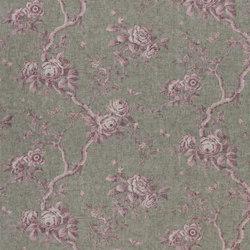 Signature Ashdown Manor Fabrics | Ashfield Floral Voile - Vintage Blush | Tissus pour rideaux | Designers Guild