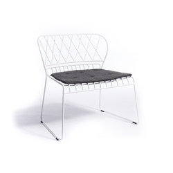 Resö lounge chair cushion | Chaises | Skargaarden