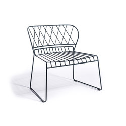 Resö lounge chair | Garden chairs | Skargaarden
