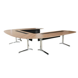 pulse conference table | Mesas contract | Wiesner-Hager