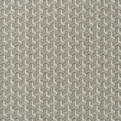 Pugin Weaves  | Escher - Zinc | Fabrics | Designers Guild