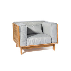 Skanör lounge chair | Fauteuils | Skargaarden