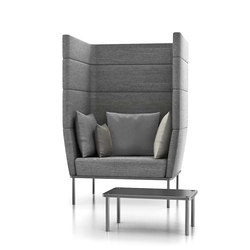 element lounge seating | Poltrone lounge | Wiesner-Hager