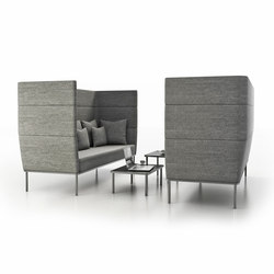 element lounge seating | Divani lounge | Wiesner-Hager