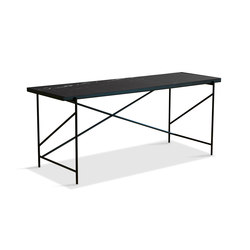 Desk Black - Black Marble | Bureaux plats | HANDVÄRK