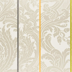 Astrakhan Fabrics | Constantinople - Champagne | Curtain fabrics | Designers Guild
