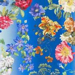 Astrakhan Fabrics | Alexandria - Lapis | Tejidos para cortinas | Designers Guild