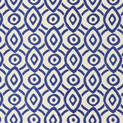 Alberesque Fabrics | Valentina - Ink | Tejidos para cortinas | Designers Guild