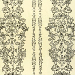 Arles Fabrics | Taleguilla - Pastis | Tejidos para cortinas | Designers Guild