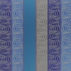 Canossa Fabrics | Canossa - Cobalt | Tissus pour rideaux | Designers Guild