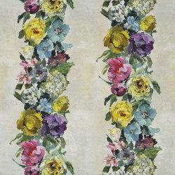 Caprifoglio Fabrics | Ghirlanda - Ecru | Vorhangstoffe | Designers Guild