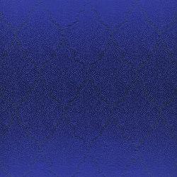 Caprifoglio Fabrics | Basilica - Cobalt | Curtain fabrics | Designers Guild