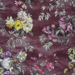 Caprifoglio Fabrics | Caprifoglio Grande - Damson | Vorhangstoffe | Designers Guild