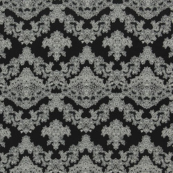 Carnets Andalous Fabrics | Macarena - Oscuro | Tessuti tende | Designers Guild