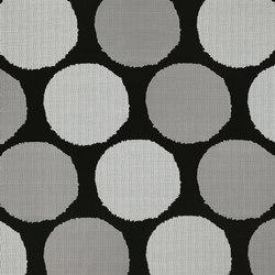 Cecilia Fabrics | Amalfi - Noir | Curtain fabrics | Designers Guild