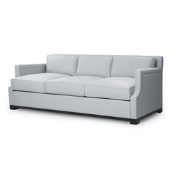 Belvedere sofa | Canapés d'attente | The Sofa & Chair Company Ltd