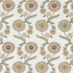 Elizabeth Fabrics | Elizabeth - Ivory | Tissus pour rideaux | Designers Guild