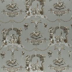 Elizabeth Fabrics | Savill - Platinum | Curtain fabrics | Designers Guild