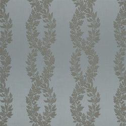 Elizabeth Fabrics   Victoria - Lapis   Vorhangstoffe   Designers Guild