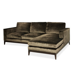 Hockney Deluxe corner sofa | Canapés | The Sofa & Chair Company Ltd