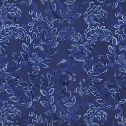 Indigo Bleu Fabrics | Beldi - Bleu | Tejidos para cortinas | Designers Guild