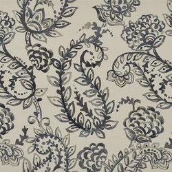 Indigo Bleu Fabrics | Beldi - Stone | Curtain fabrics | Designers Guild